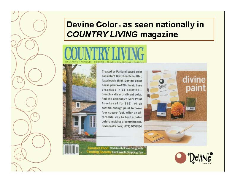 Devine Color Country Living