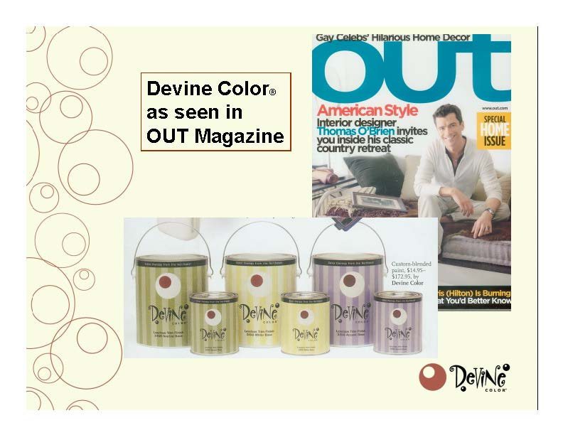 Devine Color Out Magazine