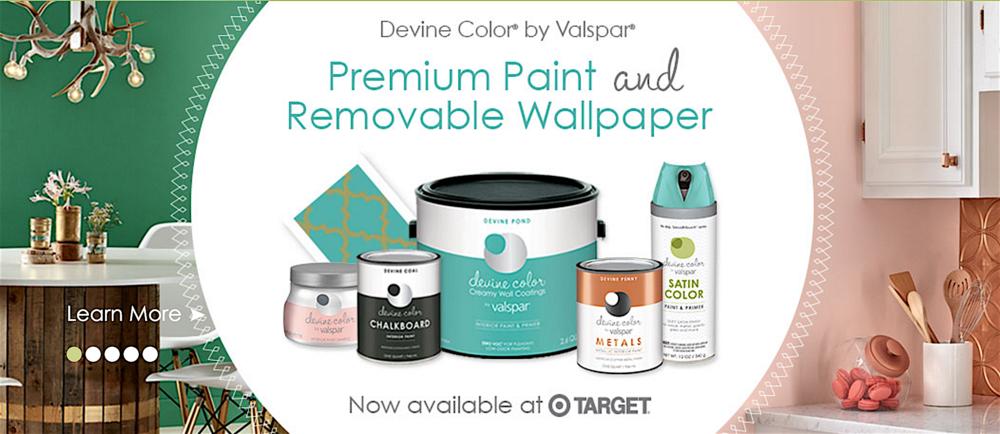 Devine Color at Target