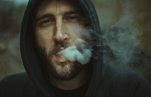 smoking, smoker