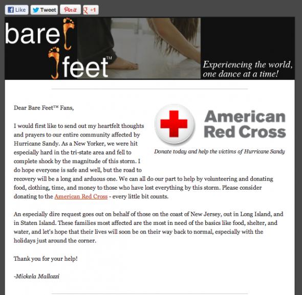 a just feetss Webseite!