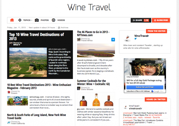 Wine Travel 1.11.13 P1