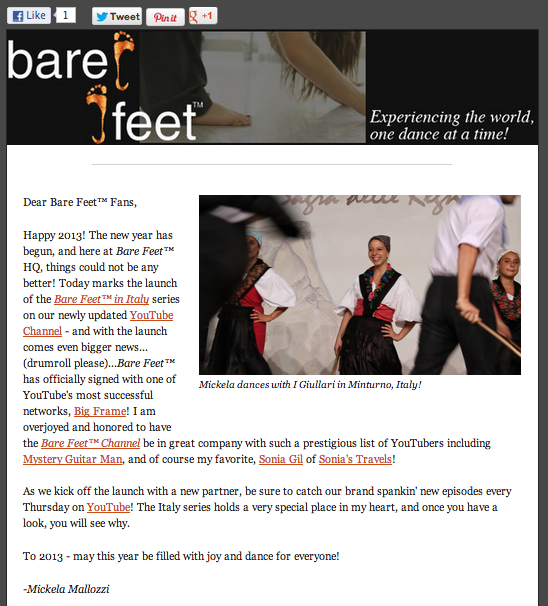 BF Jan 2013 Newsletter