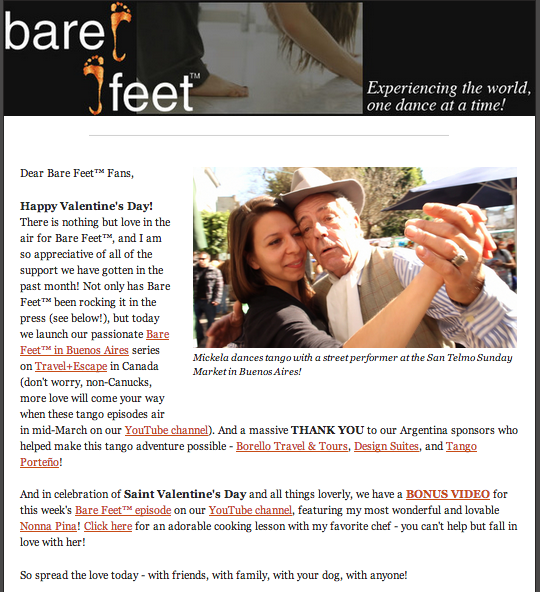 Feb 2013 Newsletter