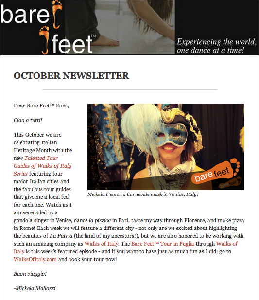BF October 2013 Newsletter