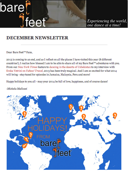 Dec 2013 Newsletter