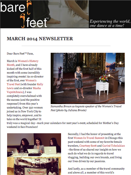 BF March 2014 Newsletter