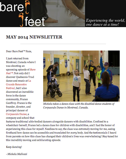 BF May 2014 Newsletter