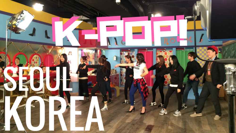 Becoming a K-Pop Star For A Day<strong>Seoul, South Korea</strong>