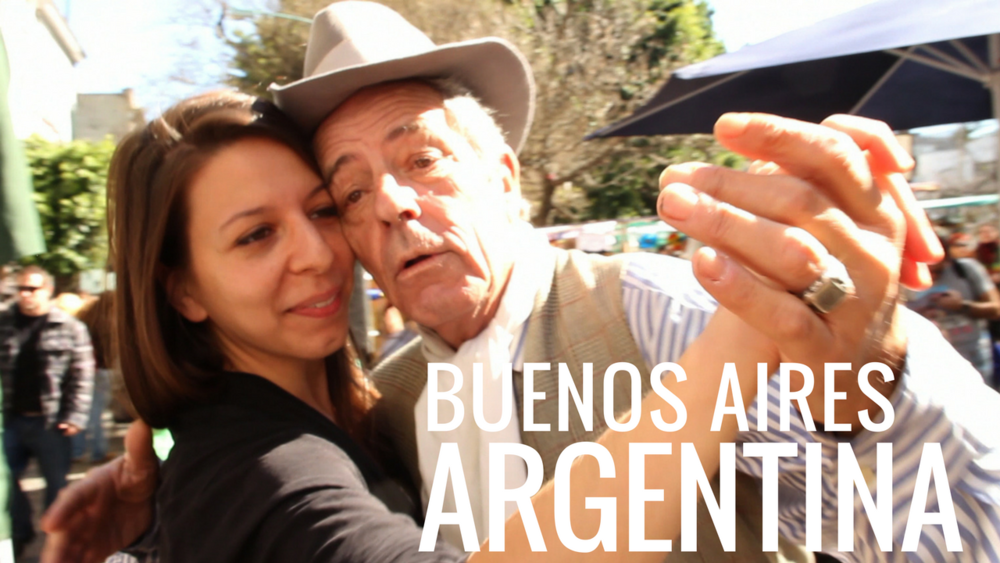 It Takes Two to Tango<strong>Buenos Aires, Argentina</strong>