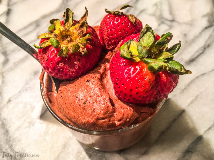 easy chocolate mousse cups wel e to fitty foodlicious