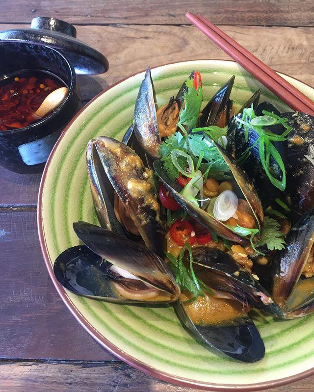 LOVE mussels! @milkbarbrunswickheads