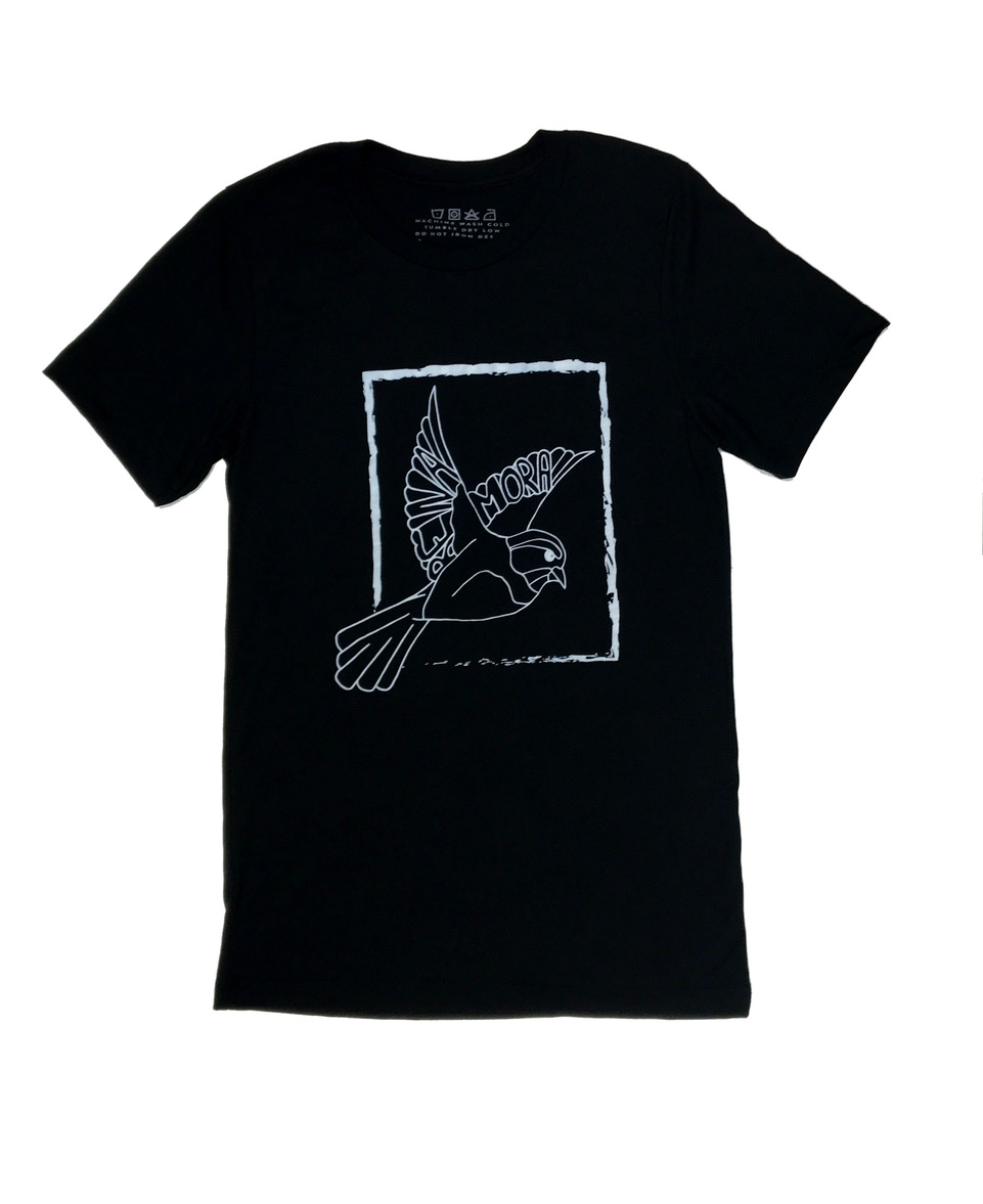 Reina Mora Bird Unisex T-Shirt