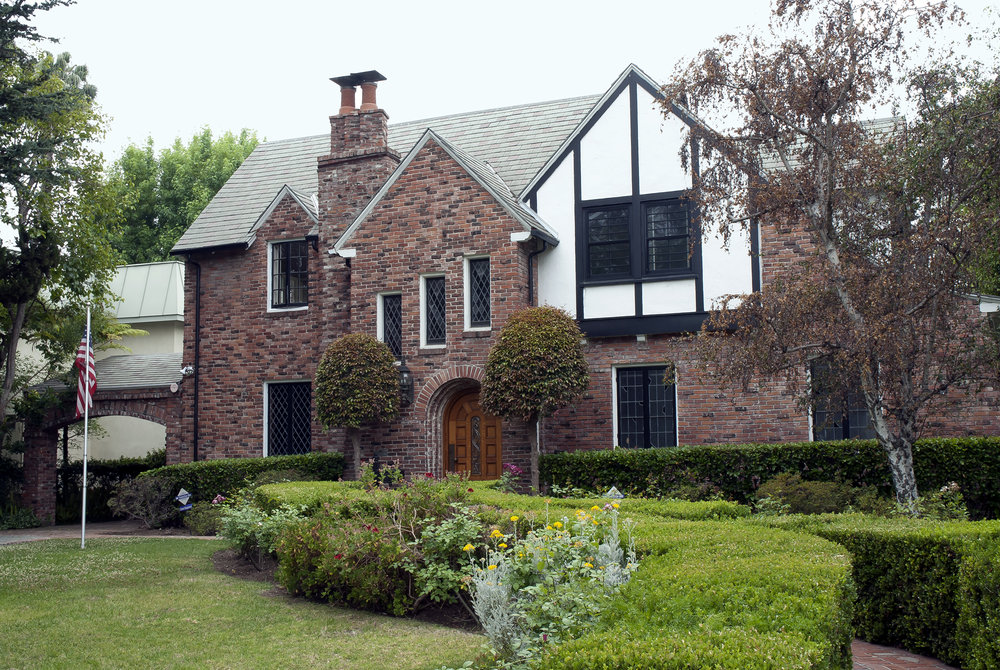 In Progress - Charming Beverly Hills English Tudor Remodel   This original 1930's English Tudor brick home is getting a facelift!  The interior of the home has been gutted down to the studs and we are designing everything from cabinetry and finishes to the interior design & decor.  This project is slated to finish by Fall 2018.