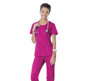 adaf7b62efa Cherokee Scrubs, LUXE Scrubs, Scrub Tops, Women's Scrubs