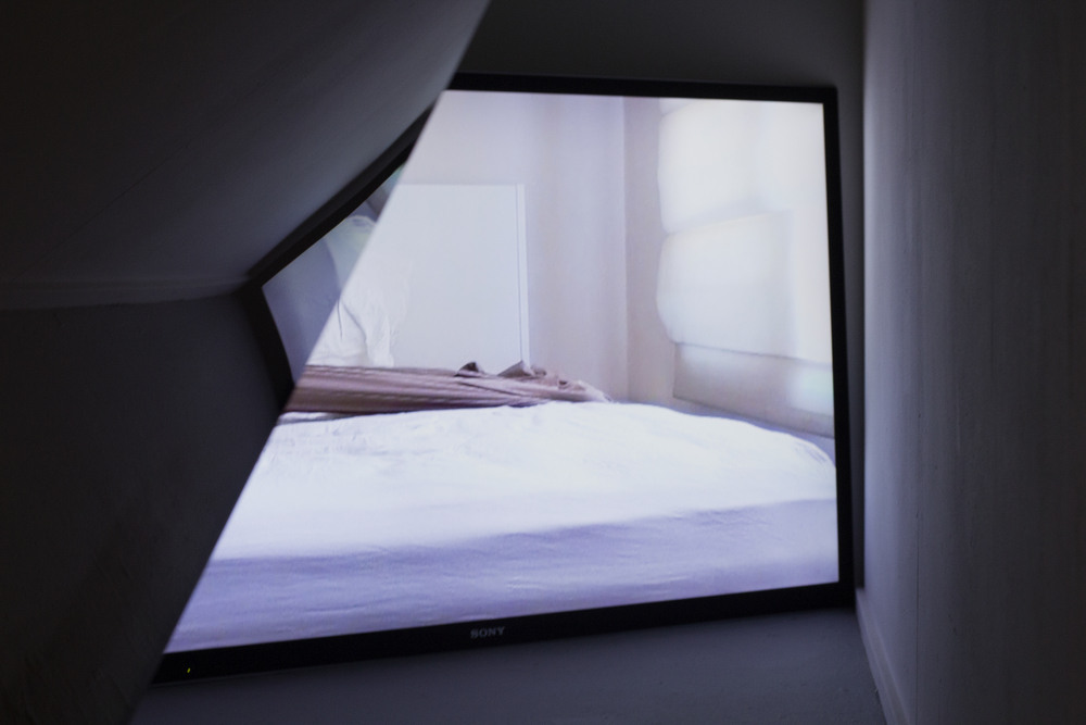 Suspended,  2015, 5 channel video installation, dimensions variable