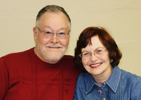 Primaries(4yr - 2nd) - George and Wanda Davis