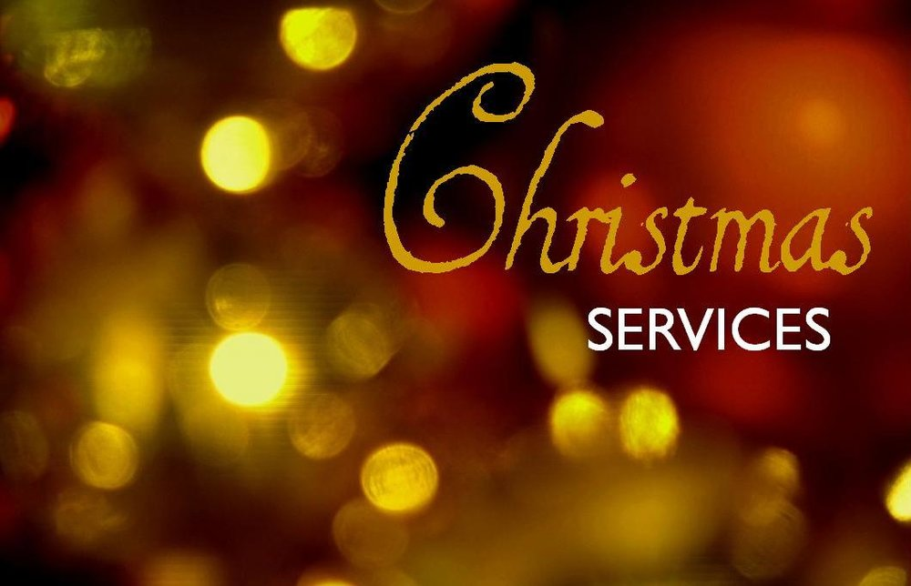 Sunday, December 23rd, One Service at 10 am