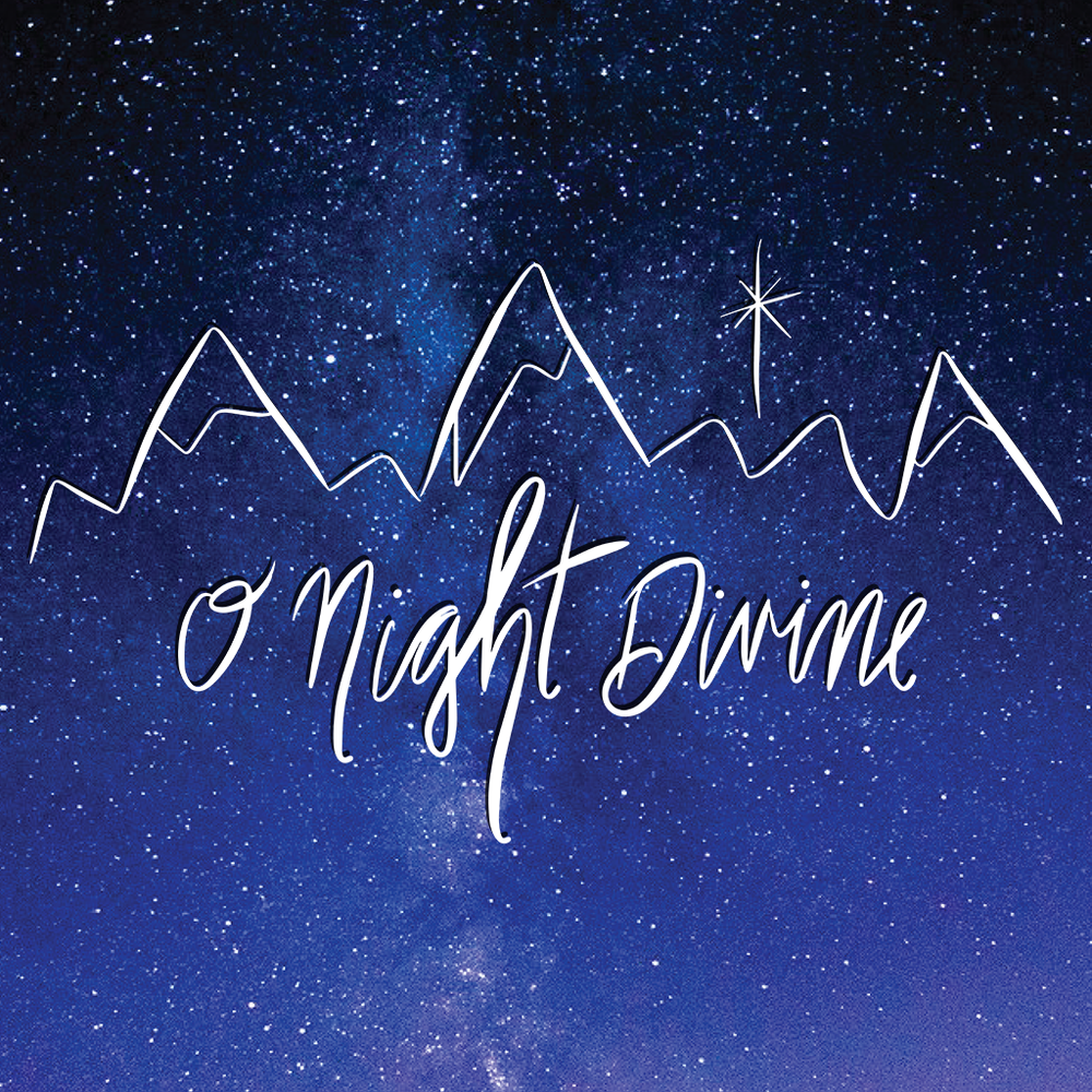 """Our Choir will be presenting the Cantata """"O Night Divine"""", Sunday, December 9th @ 5:30 pm"""