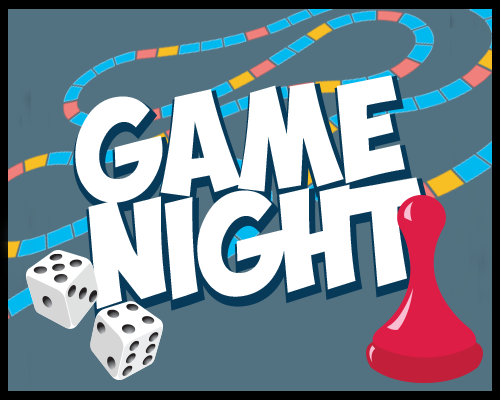 .Finger Foods and Board Games. Come and have a great night with us.