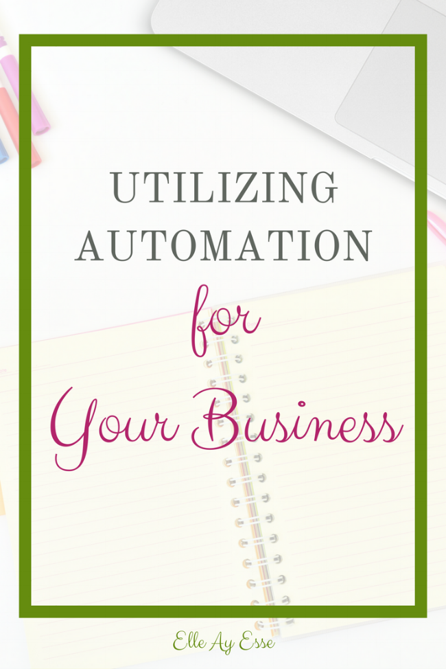 Automation is a Hustler's BFF. No joke. Without it I would probably never get anything else done. Whether it's my social media posts for the week (month) or my blog and newsletters, automation has helped me find a routine that winds up shaving hours off my days. And today I am going to share with all of you wonderful readers the many joys in utilizing automation and how to make it work hard for you!