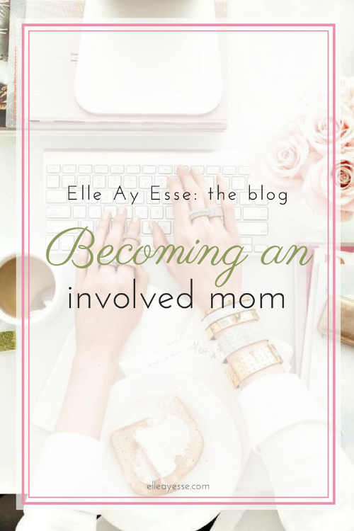 How involved are you really in your child/ren's lives? Are you all about soccer practice and dance classes? I used to always say I would never become T H A T mom. But guess what? I did. In this post I am talking about how I turned my mind around and started becoming a more involved mom. | motherhood | involved parenting | parenting