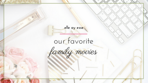 Do you have a family movie night? Or maybe you are interested in starting a family movie night tradition/routine? At our house, we L O V E our family movie nights, even if not all of us can be there. In this post I am sharing our favorite family movies that I am sure you will want to add to your collection too! | movie night | family movies | kids movies | family night |