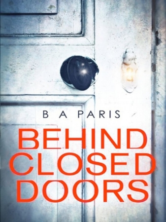 Elley's Bookshelf: Behind Closed Doors by BA Paris  A whirlwind adventure full of deception, fabrication and even murder. How far is one woman willing to go to save herself and the ones she loves? Especially when she is saving them from one she loves as well. Hardboiled and gripping! | mystery | thriller | hardboiled | suspense | gripping | novel