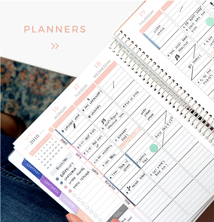 Plum Paper Planners on Elle Ay Esse: Best of 2018