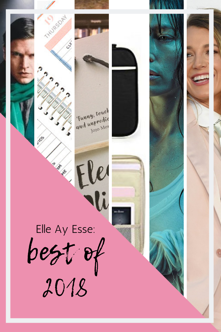 Elle Ay Esse Best of 2018 - Top 8 Favorites PIN FOR LATER :-)