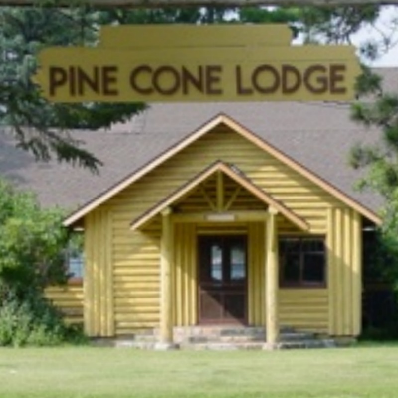 Pine Cone Lodge Scrapbook Retreat