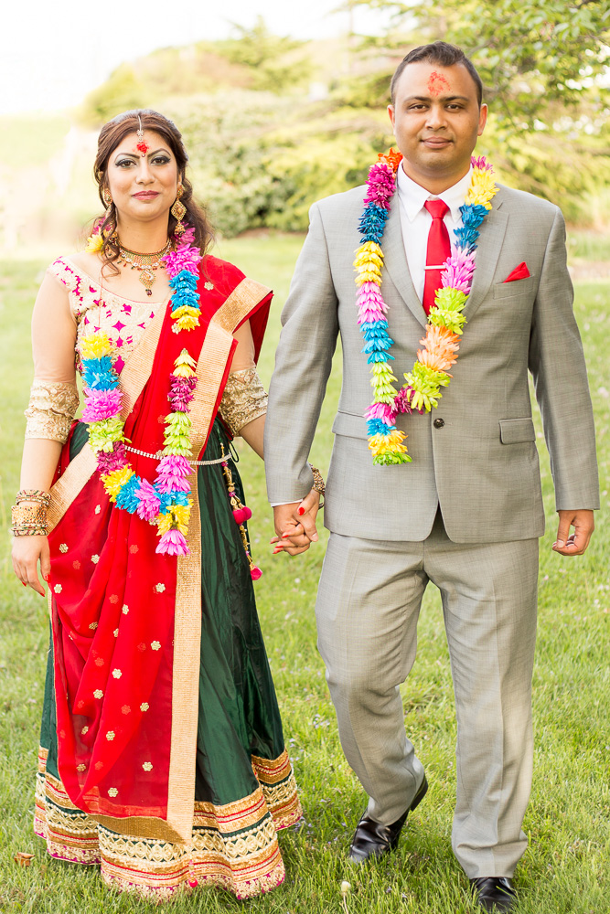 Hindu Engagement Photos | Nepali Wedding  Photography | Megan Rei Photography