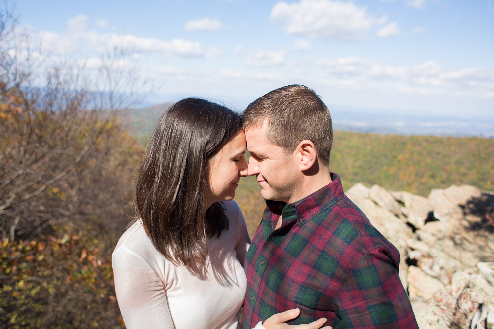 Shenandoah engagement shoot