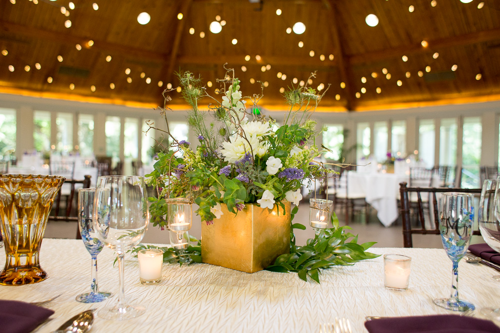 The Airlie pavilion is such a stunning wedding venue! | Northern Virginia Wedding | Megan Rei Photography