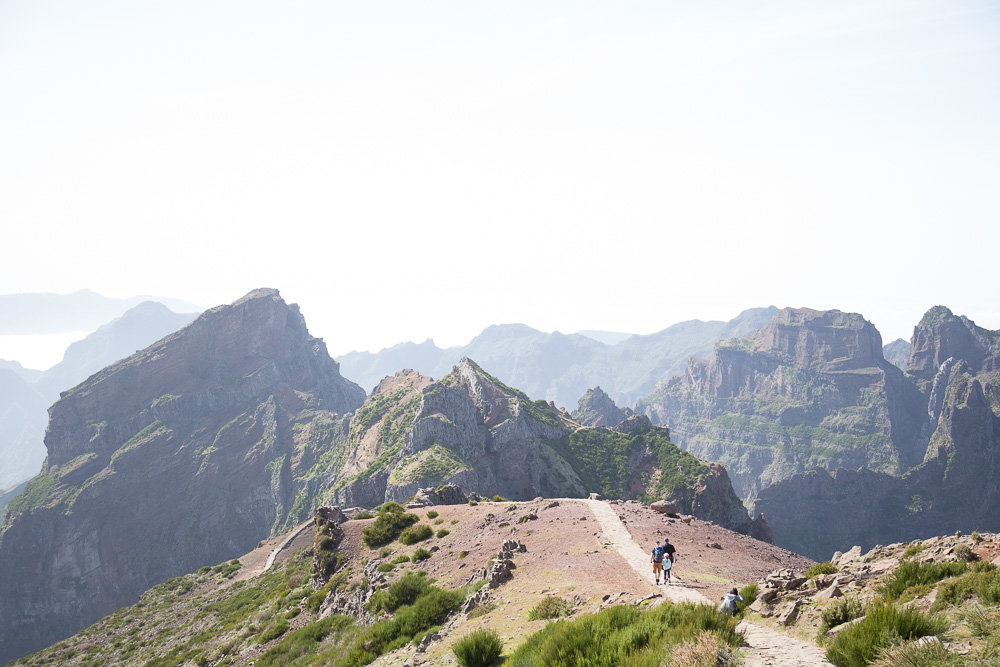 The view from Pico do Arieiro | Madeira, Portugal Travel Blog