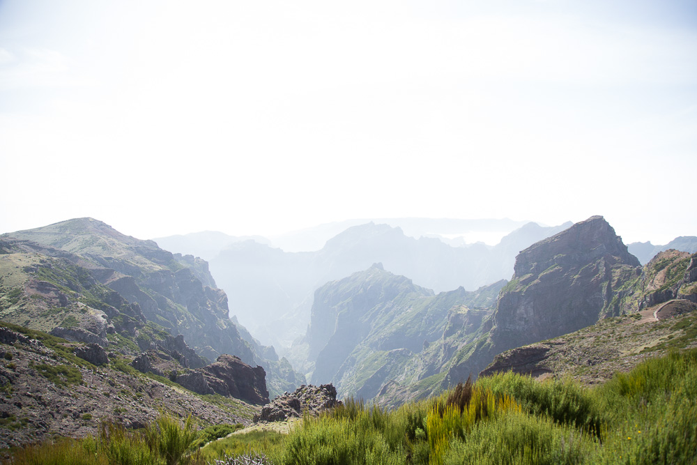 Pico do Arieiro – things to see in Madeira