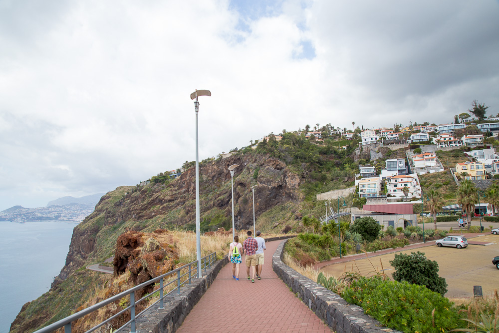 The view at Cristo Rei, Madeira | Travel Blog | Megan Rei Photography