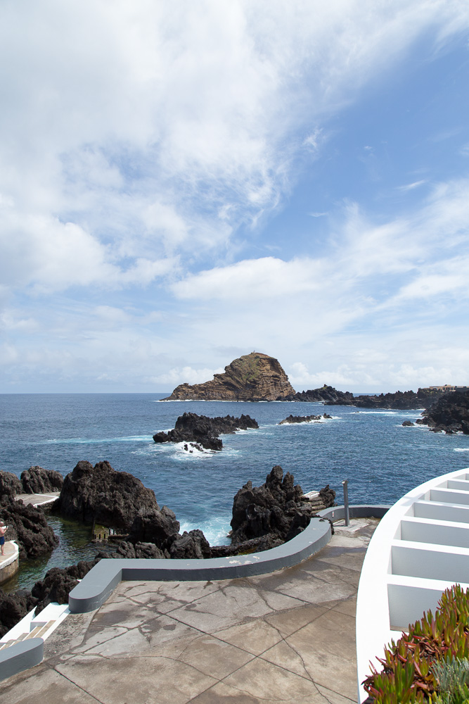 Porto Moniz natural swimming pools | Visiting Madeira Things to Do