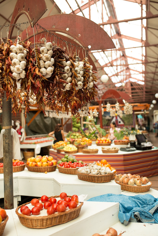 Mercado dos Lavradores, Funchal | Megan Rei Photography | Travel Photos