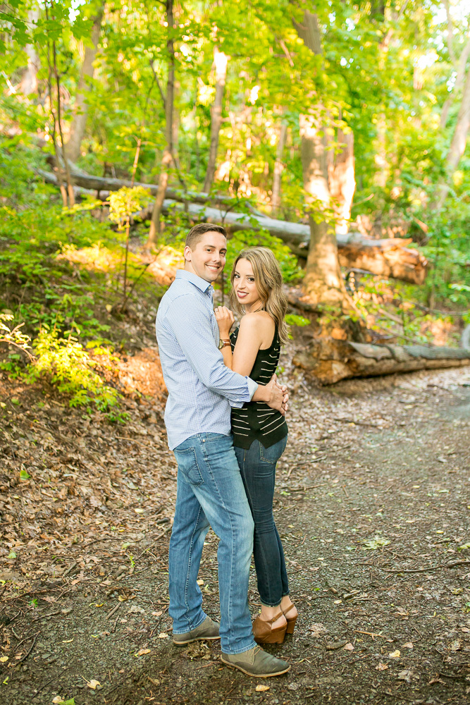 Outdoor photo shoot in Rochester, NY | Engagement Photography
