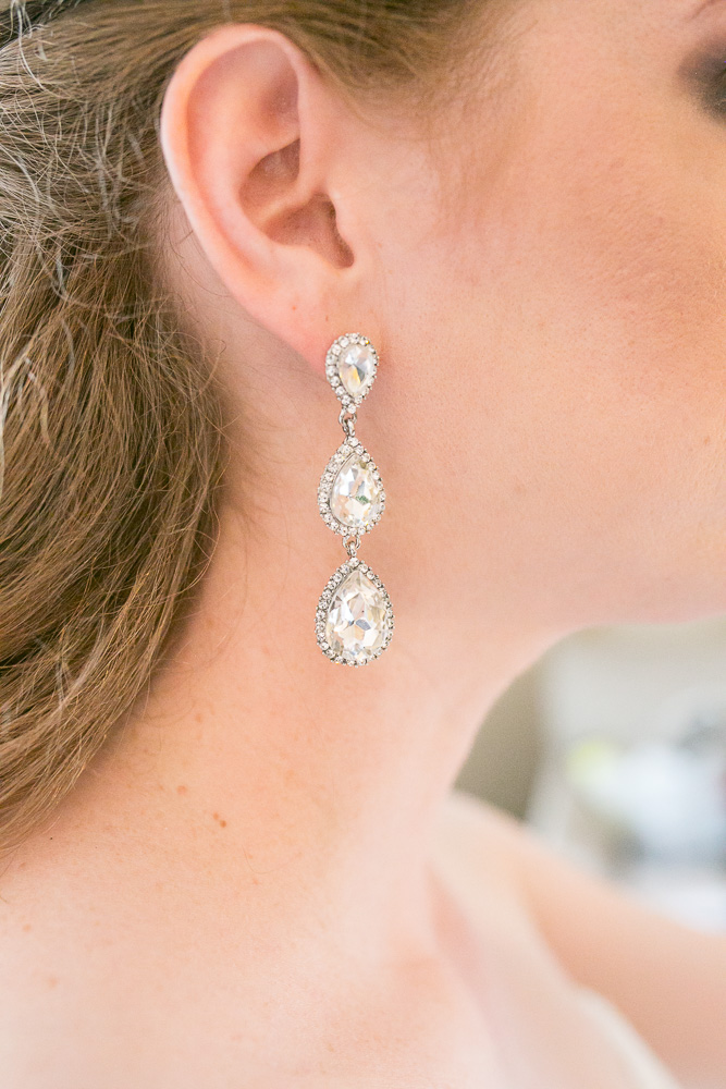 Bridal jewelry | Rochester, NY Bride