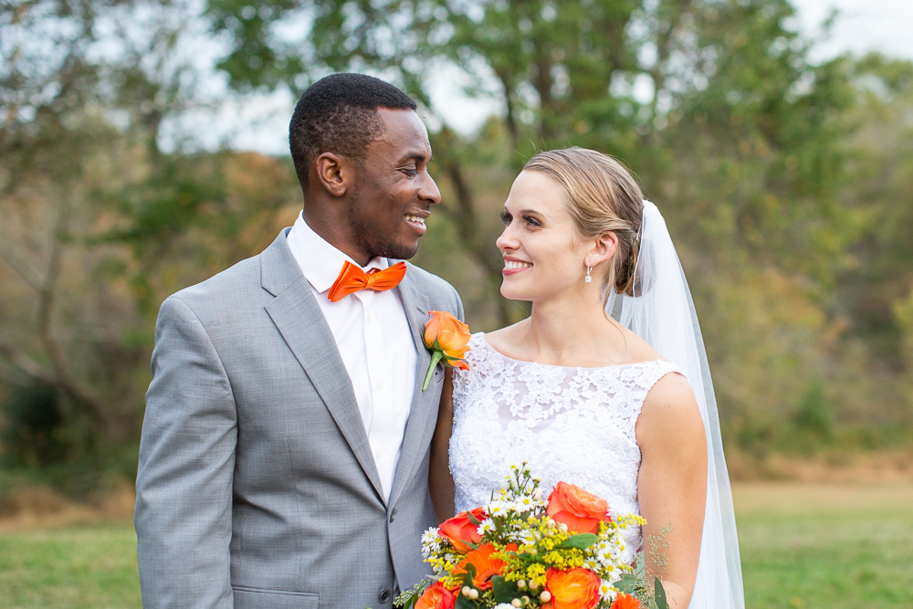 Fall wedding at Mountain Run Winery | Culpeper, Virginia Wedding Venue