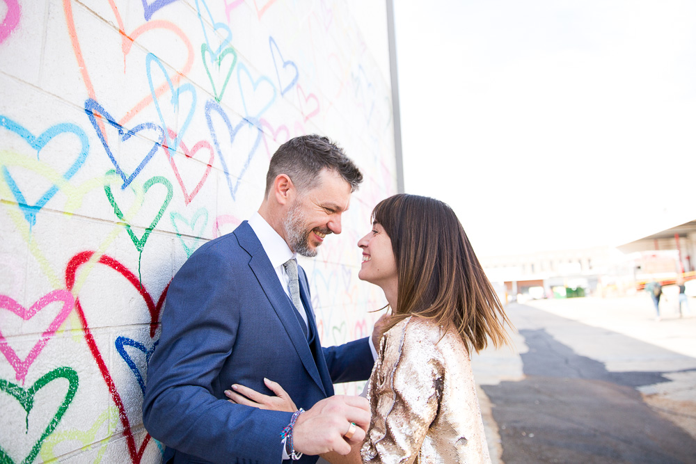 Candid wedding photography in DC | Megan Rei Photography