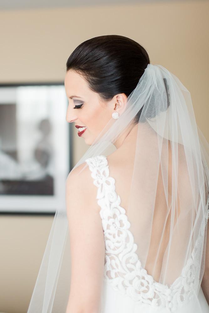 Bridal Portrait | Megan Rei Photography | Rochester, NY Wedding Photographer