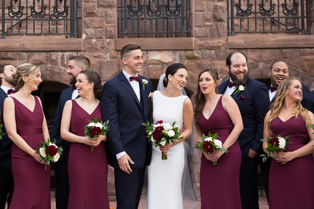 Candid Rochester Photographer | Fall wedding in Rochester, NY