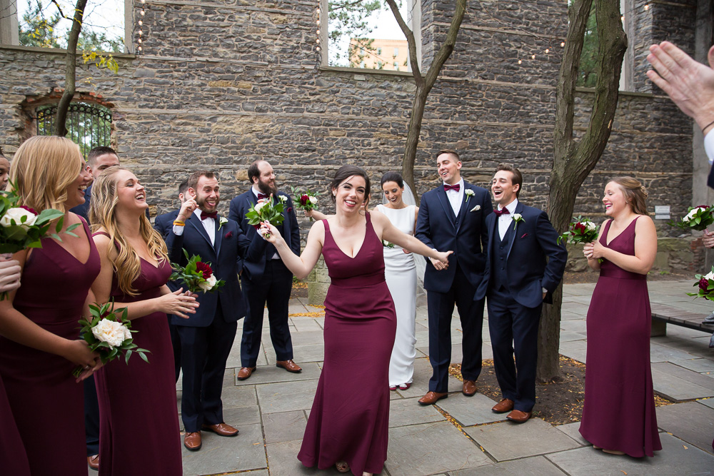 Candid Wedding Photography in Rochester, NY | St. Joseph's Park