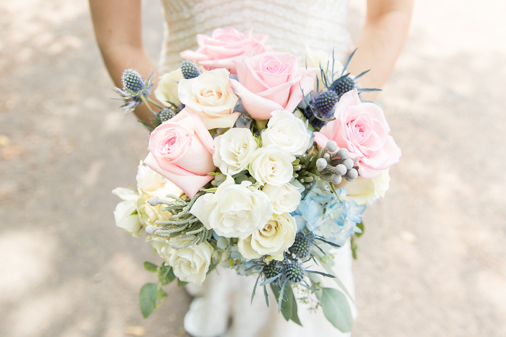 Flower Gallery of Manassas bridal bouquet | Manassas Virginia Florist