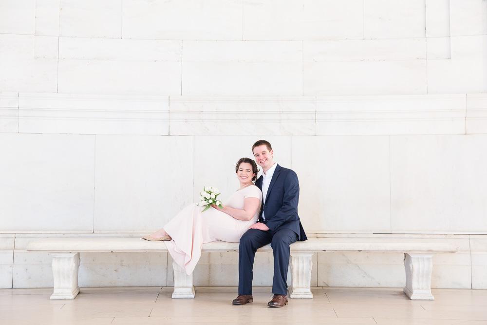 Classic DC Wedding at the Monuments | Washington DC Wedding Photographer