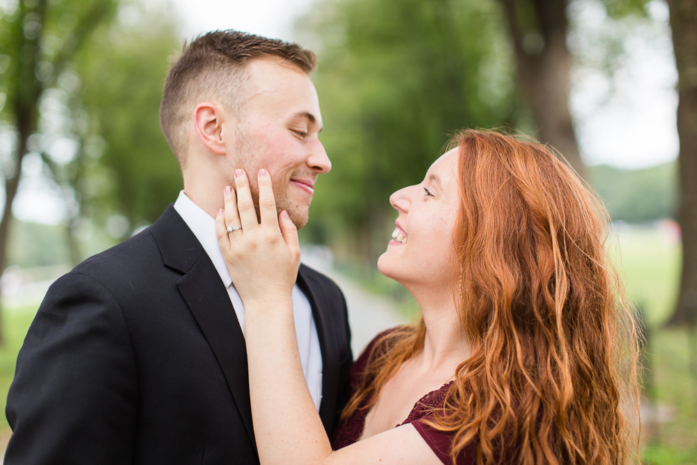 National Mall engagement photos | Megan Rei Photography