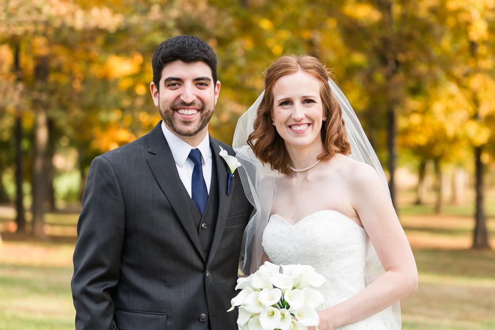 Fall wedding photos at Harvest House at Lost Creek Winery in Leesburg, Virginia | Leesburg wedding venues